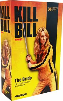 The Bride - (Uma Thurman) – Kill Bill (Vol. 1)