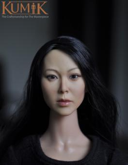 Kumik Asian Female Headsculpt KM13-76