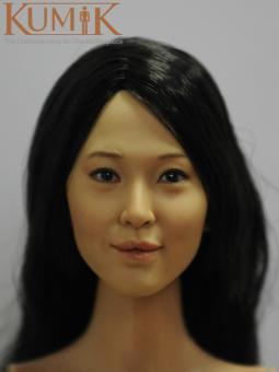 Kumik Asian Female Headsculpt KM13-81