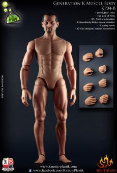 Generation K Muscle Body B
