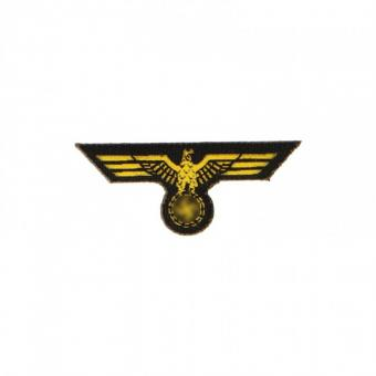 Brust Adler der Marine  1/6 (gewebt)