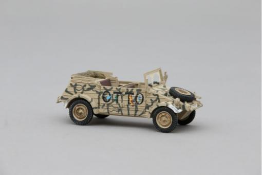 WWII Kubelwagen Hans Marseille . 1/30