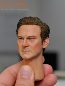 Kumik Bill Pullman Head Sculp KM15-22