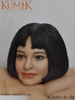 Kumik Female Girl Head 1/6