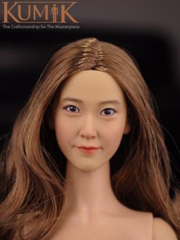Kumik KM16-12 Asian beauty smiling 1/6