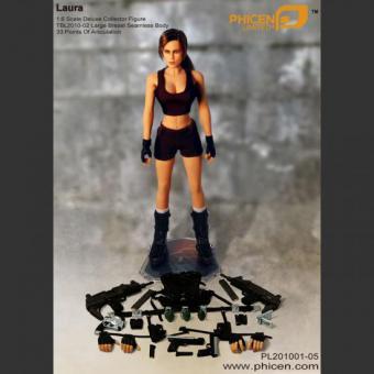 Ultimate Female Body, LAURA