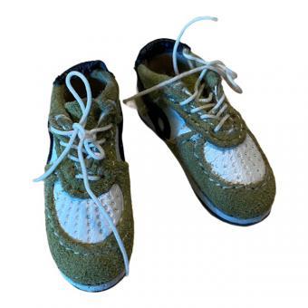 Sports Schuh in Leder 1/6