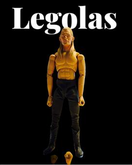 Legolas Greenleaf, LOTR basic Figur