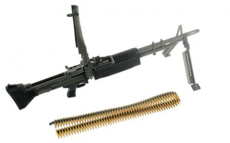 M60 with Belt