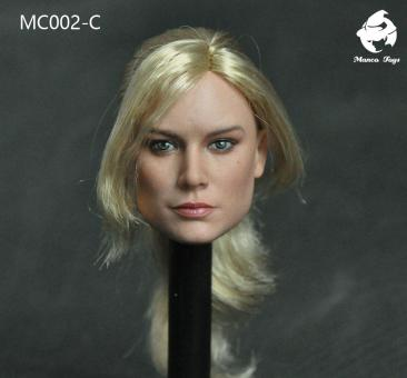 Mancotoys 1/6 Scale MC002 Head Sculpt