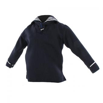 Kriegsmarine Uniform Arbeitshemd 1/6 (blau)