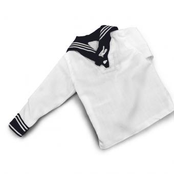 Kriegsmarine Uniform Arbeitshemd 1/6 (weiß)