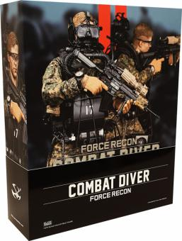 Marine Force Recon Combat Diver (Woodland Marpat Version) (Woodland Marpat Version)