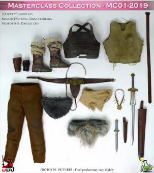 Masterpiece Collection Limited Edition mit Kopf Warrior