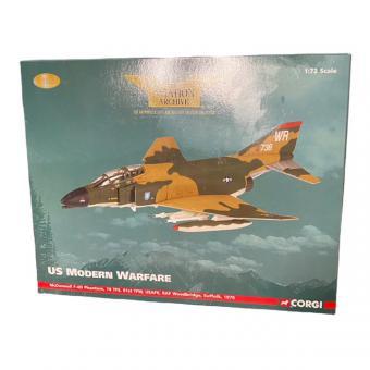1:72 McDONNELL DOUGLAS F-4D PHANTOM II USAF 78TH TFS 81ST TFW 1970