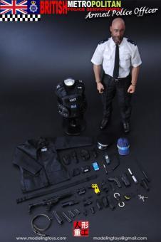 British Metropolitan Police Service - Armed Officer 1/6