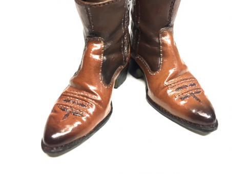 Cowboy Boots  1/6