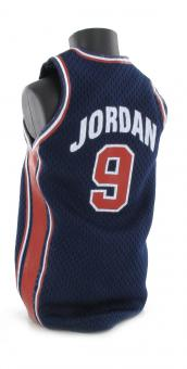 Michael Jordan Basketball set (USA Team Away Kit)