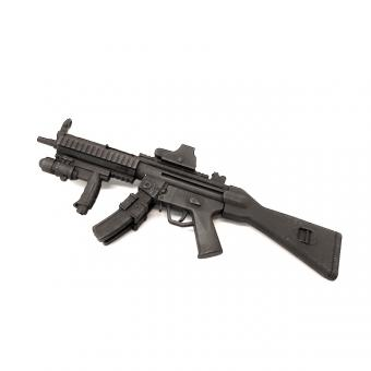 MP5 A2 1/6 Coated metalic version