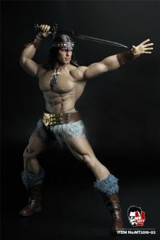 Conan Fantasy Warrior Set mit Kopf 1/6