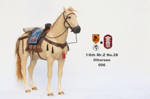 Pferd - Ili Horse  im Maßstab 1:6