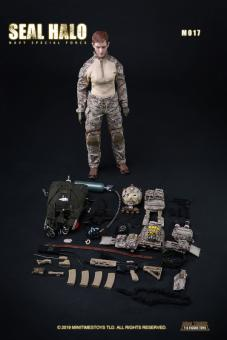 Navy Special Force - Seal Halo 1/6
