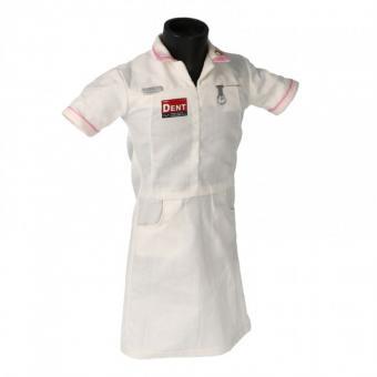 The Joker Nurse Blouse (White) 1/6 2.0