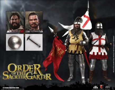 1/6 - Order Of The Sacred Garter Pack (2 Figuren Set)