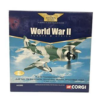 1:72 P-47D THUNDERBOLT MKII RAF NO.79