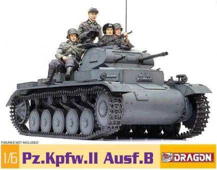 Panzer Pz.Kpfw.II Ausf.Bausatz 1/6