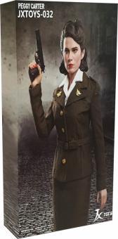 Peggy Carter - 1/6 Kopf und Hände