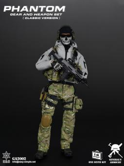 Phantom Gear And Weapon Set (Classic Version)