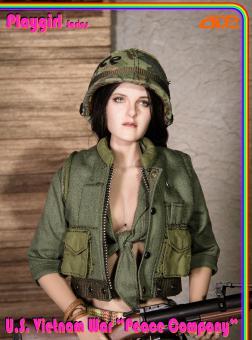 Playgirl Series - U.S. Vietnam War Play Company 1/6