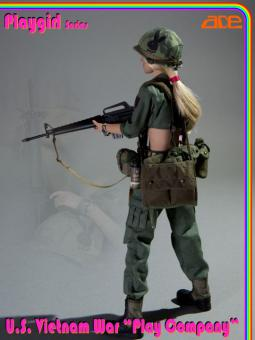 Playgirl Series - U.S. Vietnam War Play Company 1/6