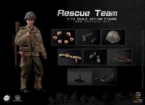 1/12 Scale Saving Private Ryan Sniper jackson