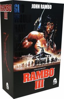 Rambo III – 1/6 John Rambo