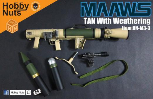 Tan Recoilless Rifle (Multi-role Anti-armor Anti-tank Weapon System)