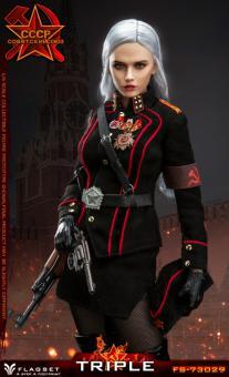 Red Alert  Soviet Female Officer Katyusha