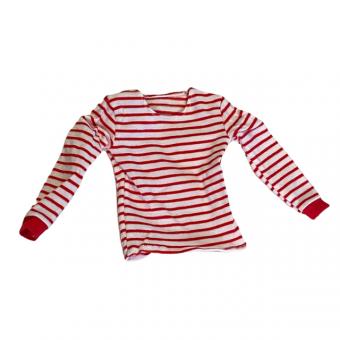 Red striped longarmshirt  1/6