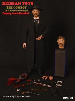 Deputy Town Marshal - Wyatt Earp