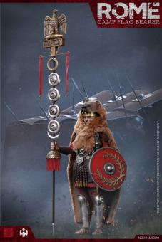 1/6 Rome Imperial Army - Camp Flag Bearer