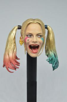 Gac  Toys Female  Joker laughing Head 1/6