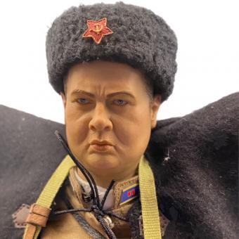 Soviet Cossack Cavalry Figur 1/6