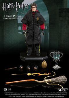 1/8 HARRY POTTER GOBLET OF FIRE HARRY ACTIONFIGUR