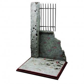 Brick Wall Street Corner 1/6