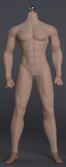 Seamless Caucasian Seamless Male Body 1/6