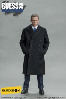 Spectre - Agent James (Blue Version) 1/6