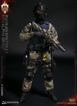 1/6 Russian Spetsnaz FSB Alpha Group - St. Petersburg (Classic Version)