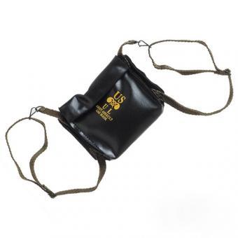 US Assault Gas Maske Bag M7 1/6