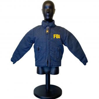 FBI Stoff Jacke 1/6